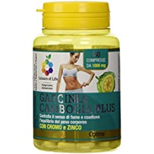 Colours Of Life Garcinia Cambogia Plus, 60 Compresse 1000