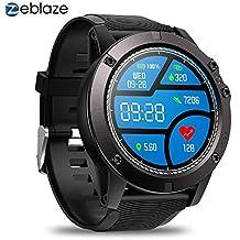 Zeblaze Vibe 3 Pro - Reloj Inteligente Deportivo con Pantalla táctil Colorida IP67, Resistente al