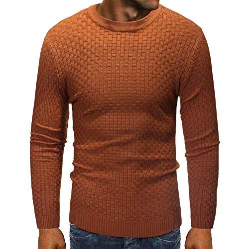 SuperSU Knitwear Herbst und Winter Männer Pullover Koreanischen Slim and Classic Hochgeschlossen Rollkragenpullover Elegant Normallacks Jungs Normallacks Pulli Knit Crew Knitwear