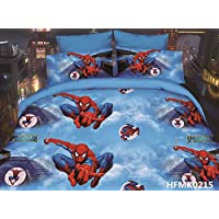 SPIDERMAN BED SHEET 3PCS SET