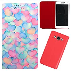 DooDa - For Micromax Ninja A91 PU Leather Designer Fashionable Fancy Flip Case Cover Pouch With Smooth Inner Velvet