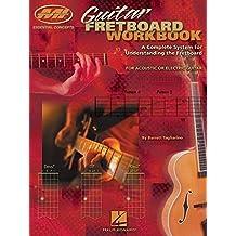 Musicians Institute: Guitar Fretboard Workbook: Noten für Gitarre (Musicians Institute: Essential Concepts)
