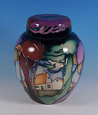 MOORCROFT Peggy's Farm Large 8