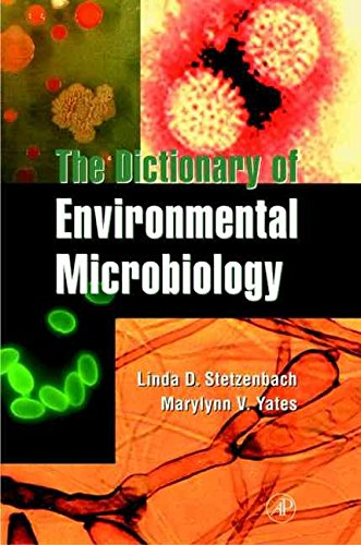 [The Dictionary of Environmental Microbiology] (By: Linda D. Stezenbach) [published: June, 2003]