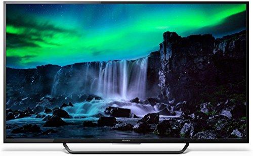 Sony KD-49X8005C 123,2 cm (49 Zoll) Fernseher (Ultra HD, 200Hz MF XR, X1 Prozessor, Twin triple tuner, Android TV, Wifi, Apps)
