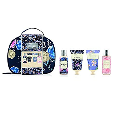 Baylis & Harding Royale Bouquet Midnight Vanity Lux Set, 1er Pack (1 x 5 Stück)