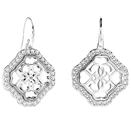 guess-womens-earrings-rhodium-plated-round-cut-clear-cubic-zirconia-ube21551