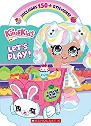 Kindi Kids: Let's P