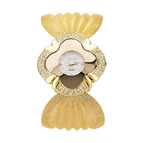 Lady Diamond Bracelet Women Watch