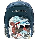 Mochila con bolsillo frontal Amazing-2 (36x32x10) de Spiderman