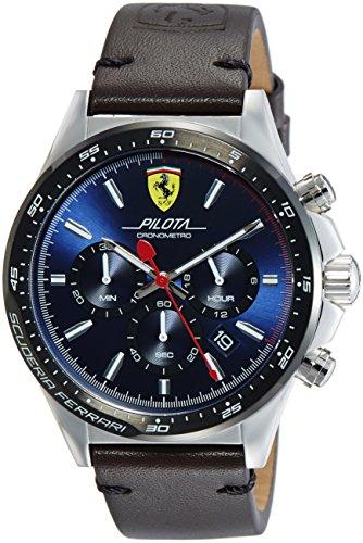 Scuderia Ferrari Herren-Armbanduhr 830435