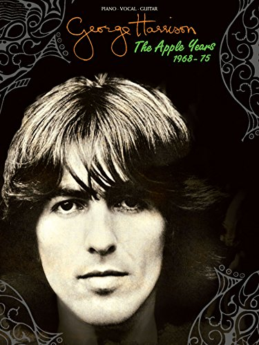 George Harrison - The Apple Years Songbook (English Edition)