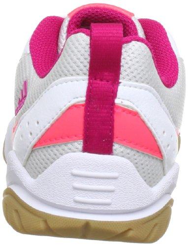 adidas LK Play K G96414, Scarpe sportive outdoor unisex bambino Bianco (Running White Ftw/Blast Pink F13/Red Zest S13)