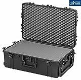 TAF CASE TAF Case 700M - Outdoor Trolley-Koffer Staub- und wasserdicht, IP67 schwarz