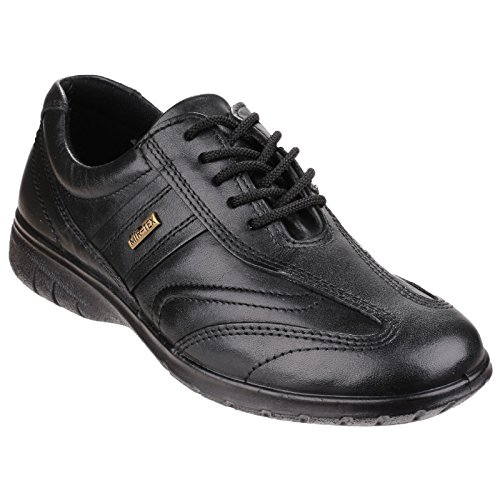 Cotswold Simbrook - Chaussures en cuir - Femme Noir