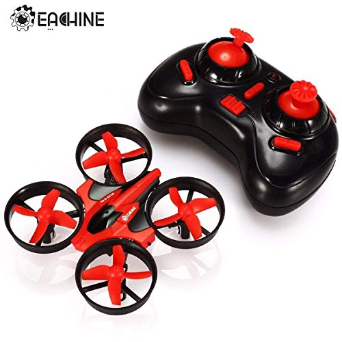 EACHINE E010 Mini Drone 2.4G 4Canales 6 Ejes Radio