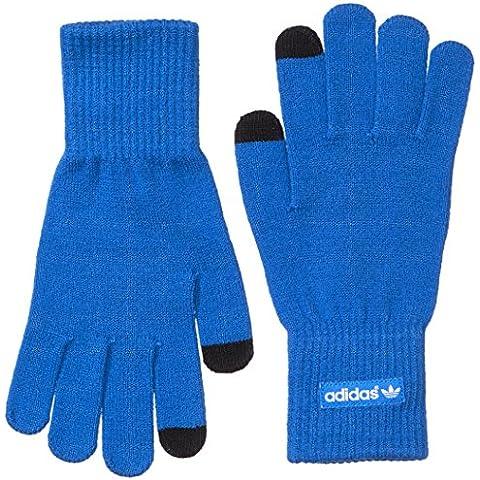 adidas Handschuhe Adicolor Smart - Guantes para hombre, color Azul, talla XS