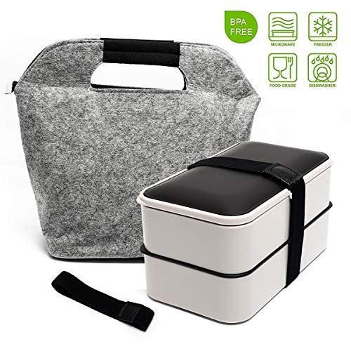 Fun Life Bento Box Lunchbox Brotdose Brotbüchse