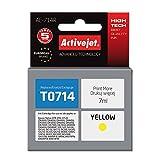 ActiveJet EXPACJAEP0216 cartucho de tinta Amarillo