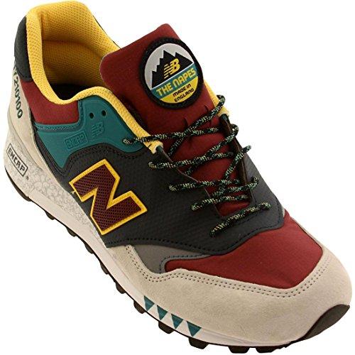 New Balance M577 Napes Pack, NGB burgundy NGB burgundy