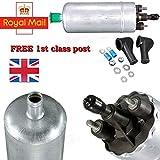 External In-Line Injection Universal Fuel Petrol Diesel Pump MarkUK® Bosch Replacement 0580464070
