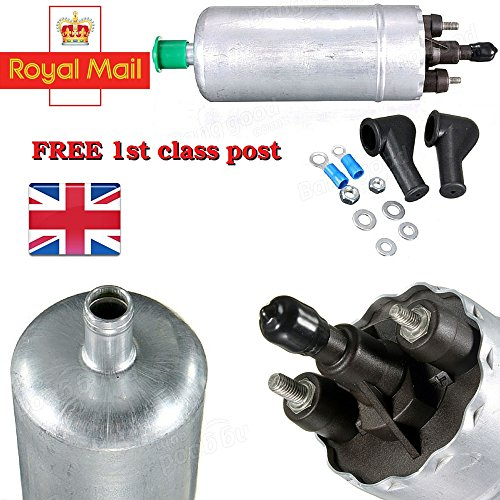 External In-Line Injection Universal Fuel Petrol Diesel Pump MarkUK® Bosch Replacement 0580464070 Test