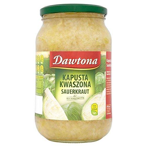 Dawtona Choucroute - Kapusta Kwaszona (900g) - Paquet de 6