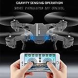 Plegable RC cámara Drone 8807W WiFi altitud Hold Headless Quadcopter disponible aviones Six-Axis giroscopio