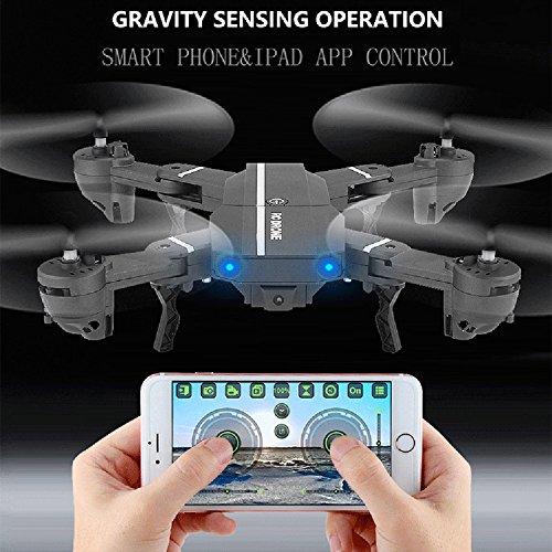 Faltbar RC Kamera Drohne 8807W WiFi Höhe Halt Headless Quadcopter erhältlich Aircraft sechsachsige Gyroskop -