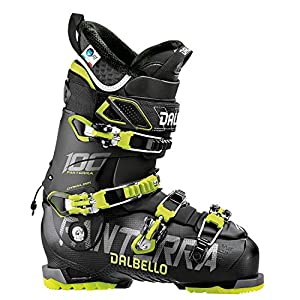 Dalbello Panterra 100 Skischuhe (Black/Acid-Yellow)