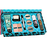 """BENEFIT COSMETICS Life Of The Party! """"Beauty Blowout"""" Full-Face Makeup Kit Holiday Limited Edition"""