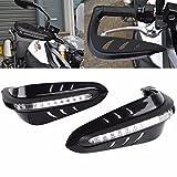 LEAGUE&CO 5 Farben Motorrad Fahrräder Protektor Handschutz Handschützer 7/8