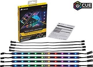 Corsair Lighting PRO Kit di Espansione RGB LED (B073VKPM4D) | Amazon price tracker / tracking, Amazon price history charts, Amazon price watches, Amazon price drop alerts