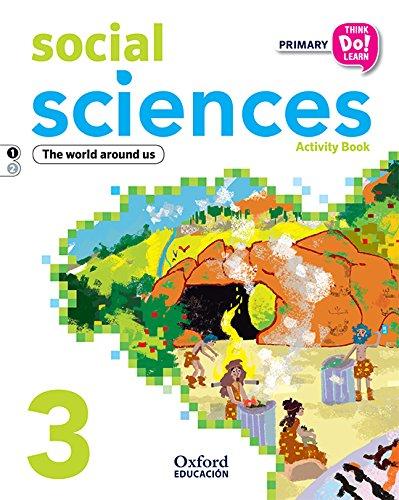 Think Do Learn Social Sciences 3rd Primary. Activity book Module 1 por Varios Autores