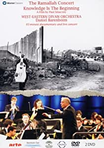 Knowledge is the beginning: The Ramallah Concert [DVD] [NTSC]