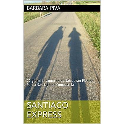 Santiago Express: 22 Giorni In Cammino Da Saint Jean Pied De Port A Santiago De Compostela