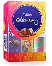 Cadbury Celebrations Assorted Chocolate Gift Pack, 70.2 gm (Pack of 10)