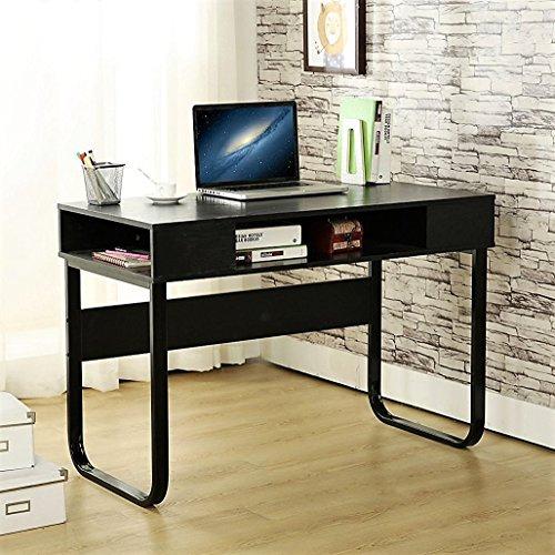 EBS Moderne Einfache Bürotisch Schreibtisch Computertisch PC Laptop für Haus Büro – 110 x 55 x 75