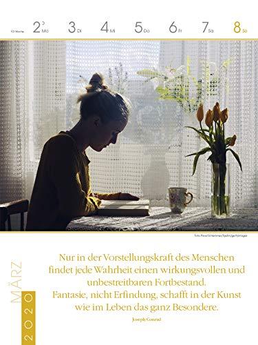 Leselust Literaturkalender 2020