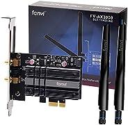 بطاقة محول واي فاي 6 جيج+ ايه اكس 200 بتقنية بلوتوث 5.0 AX200NGW 802.11ac ax مع تقنية ام يو-ميمو 3000 ميجابت/ث