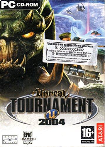 Atari Unreal Tournament 2004 - PC - Juego
