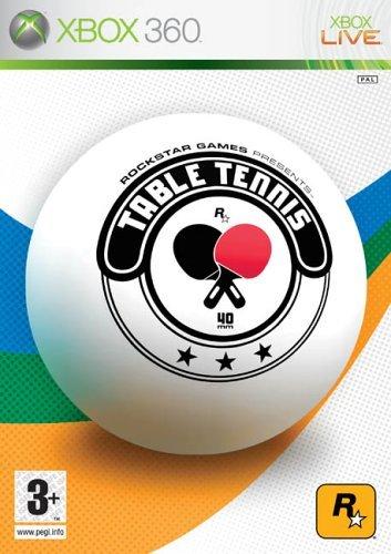 Tischtennis Rockstar Games XBOX360
