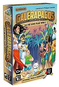 Gigamic - Extensión Galeapogos: TRIBUS y Personajes, GEGA,