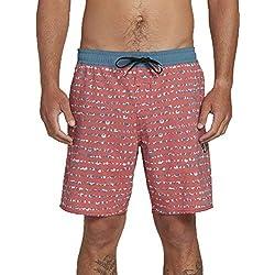 Volcom - Bañador - para Hombre Azul XL