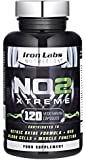NO2 Xtreme: 2500mg | Nitric Oxide Pump Maximiser | Pre-Workout | 110% Guaranteed | 120 Capsules