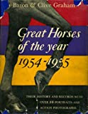 Great Horses of the Year 1954 - 1955