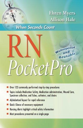 RN PocketPro (English Edition) eBook: Ehren Myers, Allison Hale ...