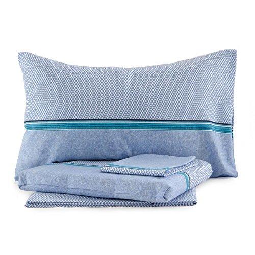 completo-lenzuola-in-flanella-blumarine-mod-riga-matrimoniale-n431-azzurro