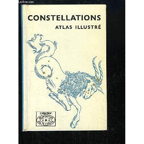 Constellations, atlas illustré