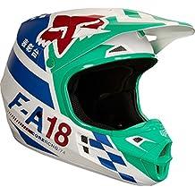 Fox Helmet V-1 Sayak, ECE Green